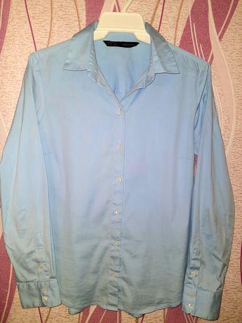 Жіноча сорочка женская рубашка ZARA BASIC