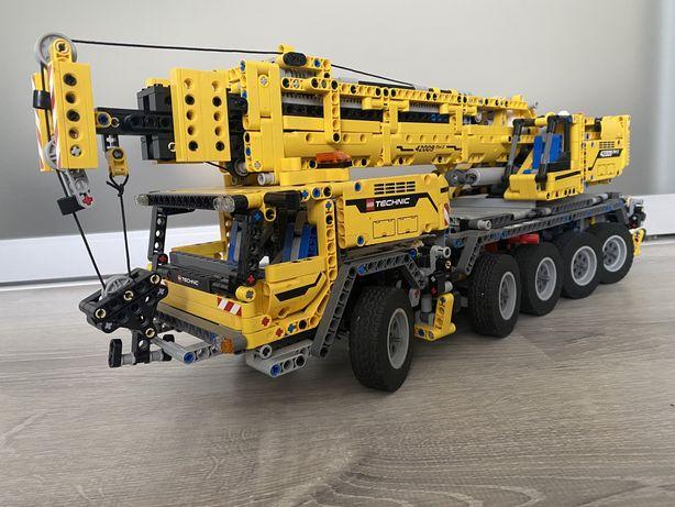 Lego Technic 42009 передвежной кран мк-2