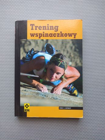 Książka poradnik Trening wspinaczkowy