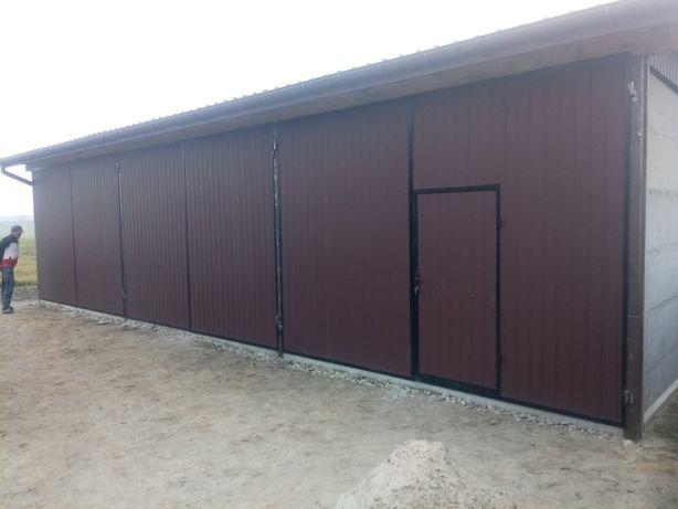 Drzwi Bramy Garażowe