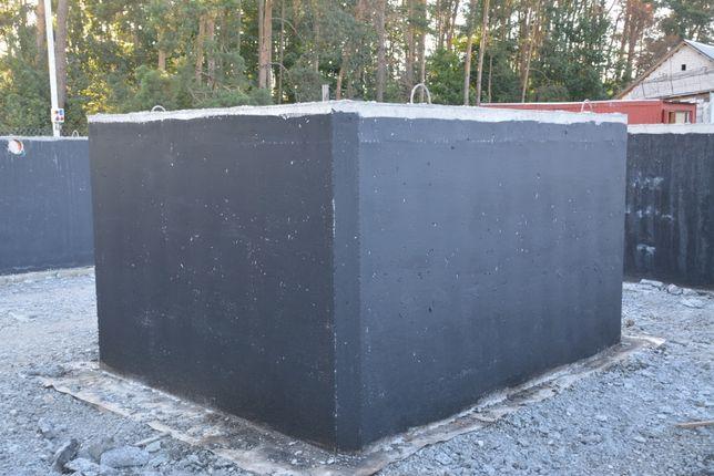 Szambo betonowe 5m3 Zbiornik na deszczówkę Szczekociny
