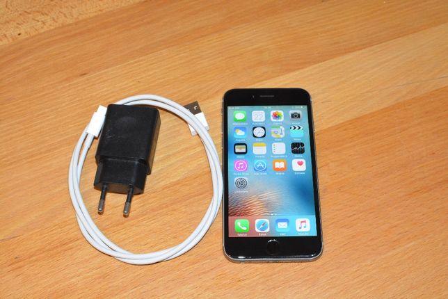 IPhone 6 16gb bez blokad , idealny prosty Gdynia czarny