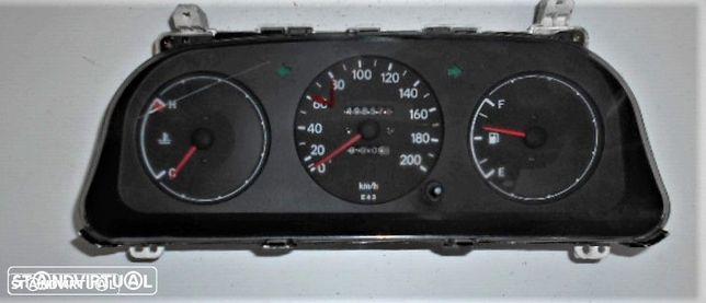 Quadrante Toyota Corolla Diesel 2.0l Star Van 93 - Usado(rachado)