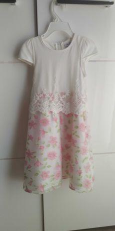 Ніжна дитяча сукня topolino