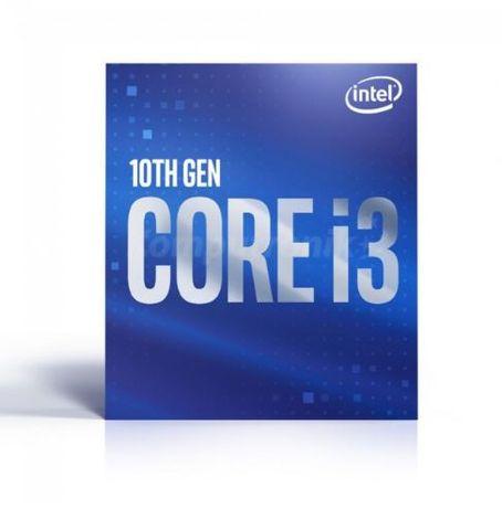 Procesor Intel i3 10100f gwarancja
