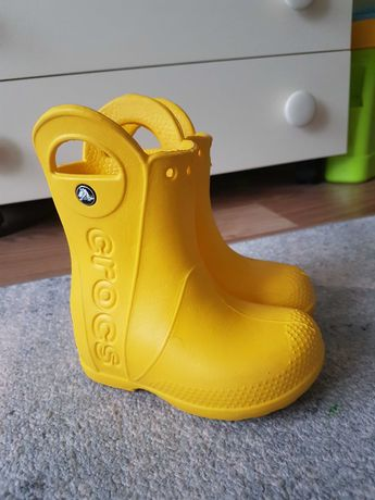Crocs,резиновые сапоги C7