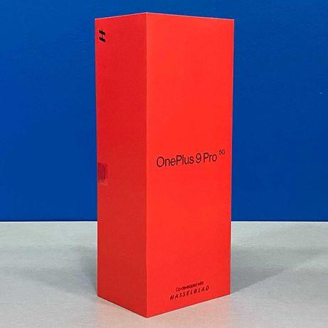 OnePlus 9 Pro (8GB/128GB) - SELADO - 2 ANOS DE GARANTIA
