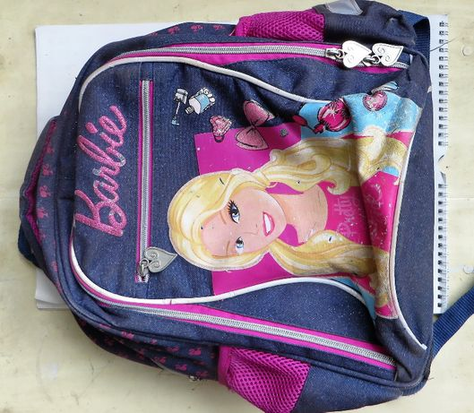 рюкзак школьный 1 вересня для девочки в хорошем состоянии