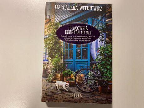 Pracownia dobrych myśli - Magdalena Witkiewicz