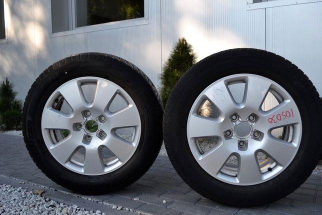 "Alufelgi AUDI Q7 18"" 5x130+opony Dunlop Winter Sport 235/60r18"