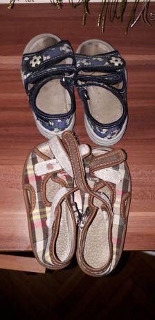 Sandały chłopięce rozmiar 22