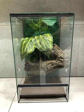 Kompletne Terrarium dla Gadów !!!