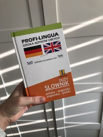 Slownik polsko angielski ang- polsko