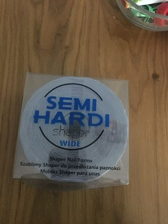 SEMILAC SZABLON semi hardi shaper wide - 500 szt.