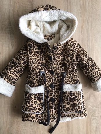 Куртка Парка 12-18 міс