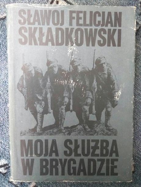 Moja służba w brygadzie S. Felicjan Składkowski 1990
