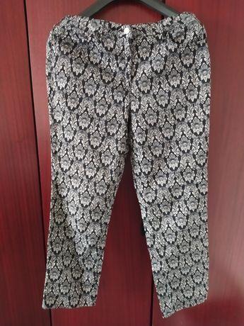 Bawełniane spodnie r. 46 XXXL