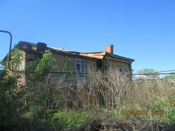Продам ветхий дом в россии ,под Саратовом.