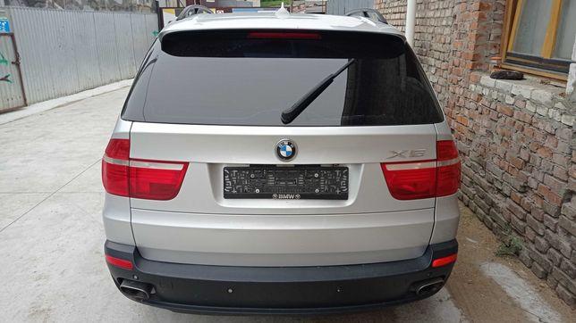 Нижняя ляда BMW X5 E70 крышка багажника борт запчасти БМВ Х5 Е70