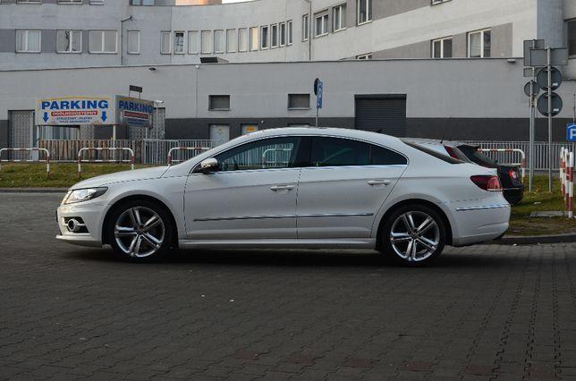 VW Volkswagen CC 2.0 TSI DSG R-line salon Polska. 38tys przebiegu!