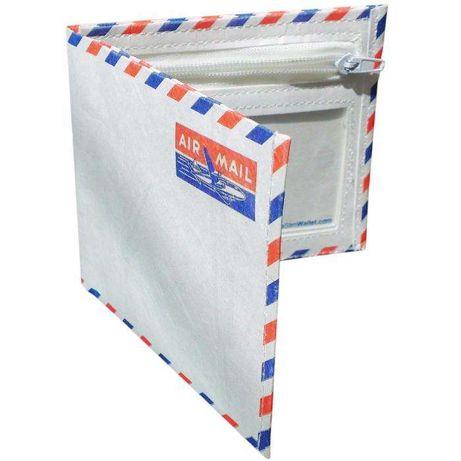 The Slim Wallet (Carta) - Carteira Ultra Fina e Confortável