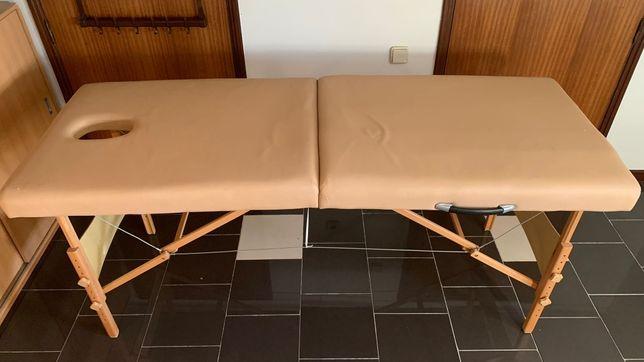 Marquesa portátil de madeira