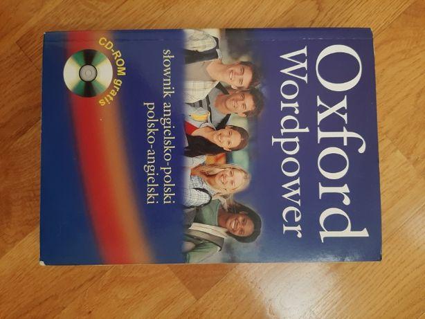 słownik angielsko-polski oxford wordpower