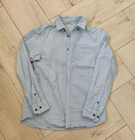 Рубашка H&M для мальчика, размер 158