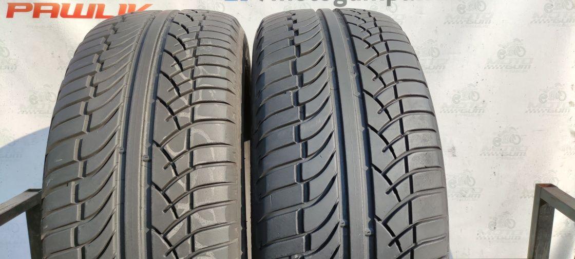 Opony letnie 2x 235/55r17 99H Michelin 7mm