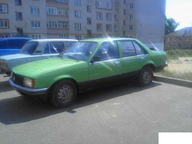 Розборка (Разборка) Опель Рекорд (Opel rekord 1982 год).,шрот..