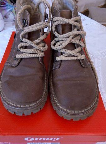 buty trekingowe skórzane nr 40