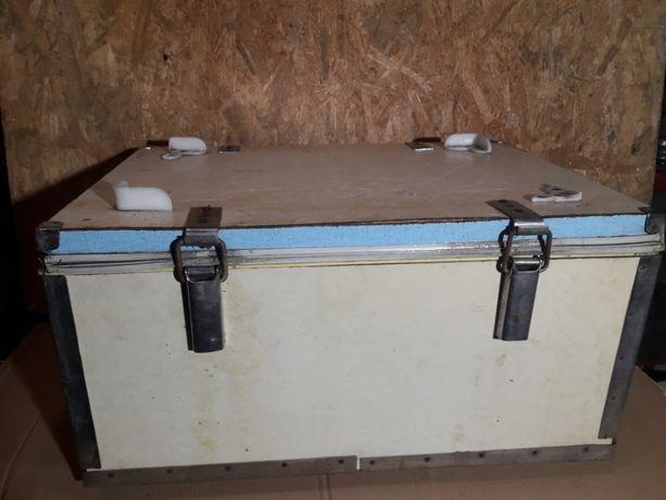 термоконтейнер для рыбалки еды продуктов лекарств ящик термоконтейнер