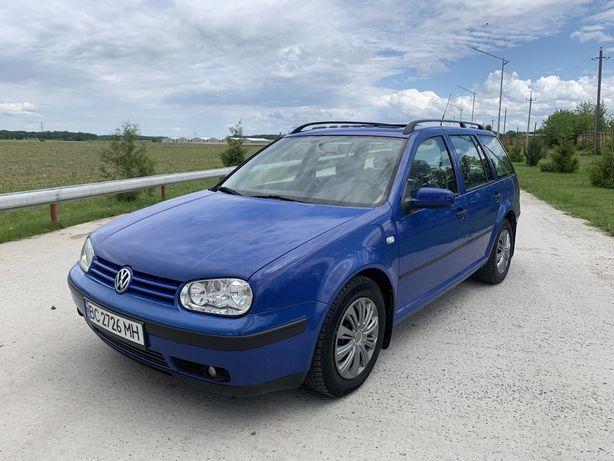 Volkswagen Golf 4 не крашен , кондиционер
