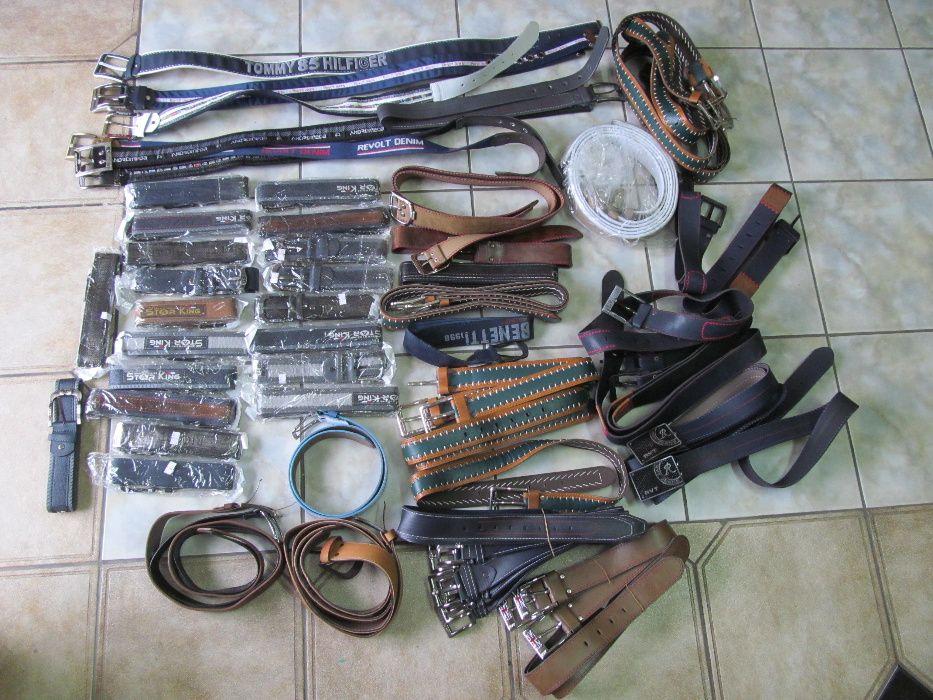 Мужские ремни 67шт-оптом-брючные-джинсовые по бросовой цене-распродажа Артемовск - изображение 1