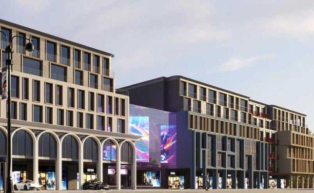 Квартира с Огромной лоджией в элитном доме с видом на Оперный театр!