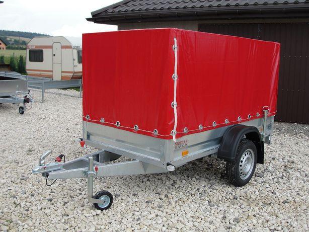 Przyczepa Przyczepka Samochodowa SIDECAR 256x131 750 kg Nowy Sącz