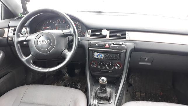 Panel klimatyzacji audi a6 c5 manualny