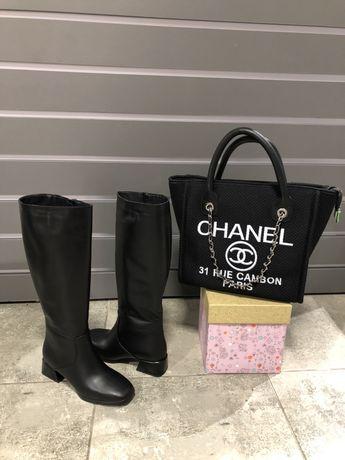 Сумка текстиль Chanel