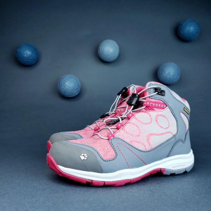 Детские ботинки jack wolfskin, новые,  в наличии. Термомембрана. Тернополь - изображение 1