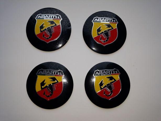 Колпачки/заглушки/в литые диски Abarth Fiat