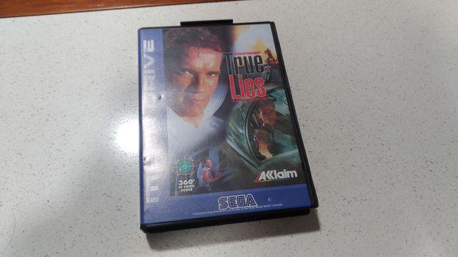 True Lies Jogo Mega Drive