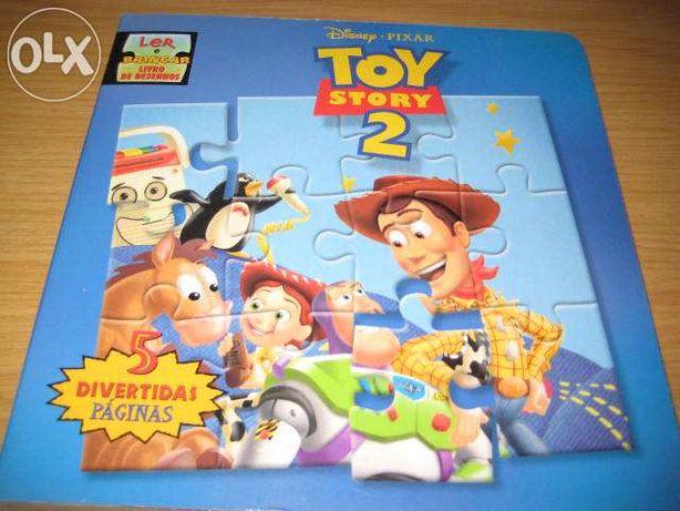 Toy Story em puzzle