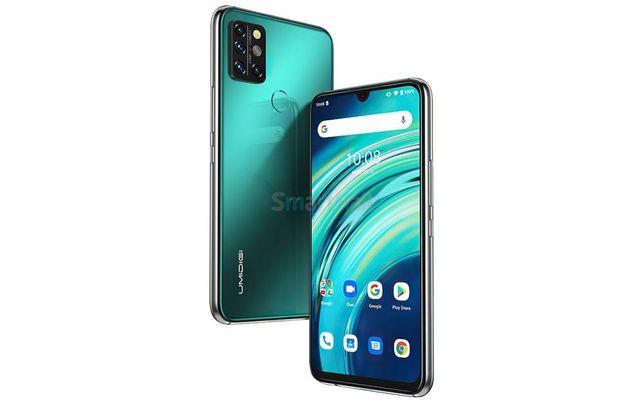 Смартфон Umidigi A9 Pro 6/128 Green