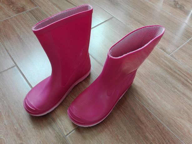Buty, kalosze dla dziewczynki