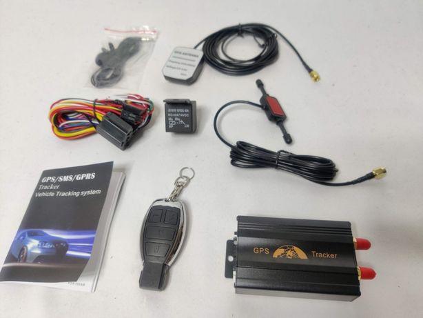 [NOVO] Localizador GPS Tracker TK 103 B - App com Alertas e Comando