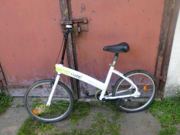 Rower B'twin miejski dla seniora model B'cool C1