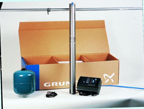 Pompa głębinowa Grundfos SQ 2-70 / Dostawa Gratis!