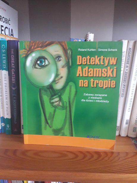 Detektyw Adamski na tropie Roland Lublin Simone Schenk