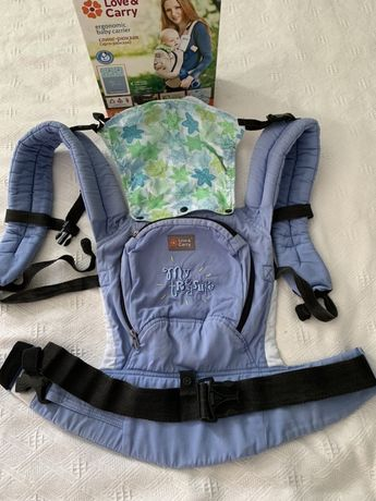 Эрго рюкзак / слинг  Love Carry