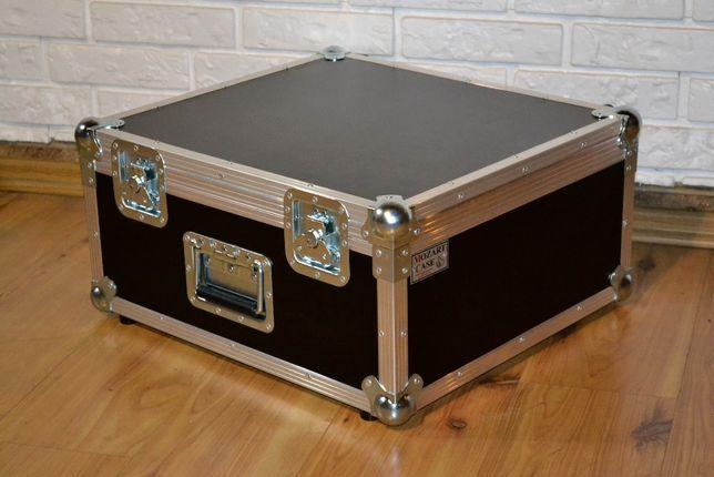 Walizka case z pianką w środku Mozart Case